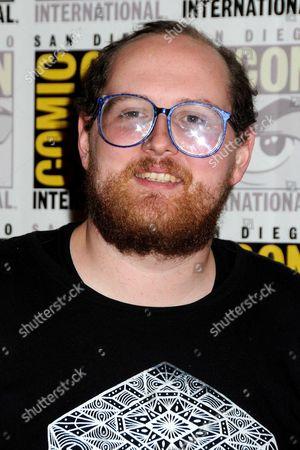 Stock Image of Dan Deacon