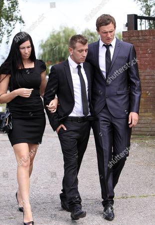 Editorial picture of Funeral of Amy Winehouse, London, Britain - 26 Jul 2011