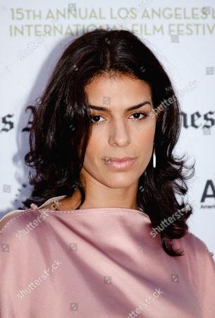 Stock Picture of Daniela Schmidt