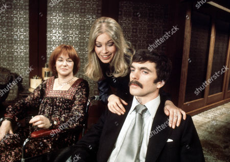 Editorial picture of 'ITV Sunday Night Theatre -Waiting for Sheila' TV Programme. - 1977