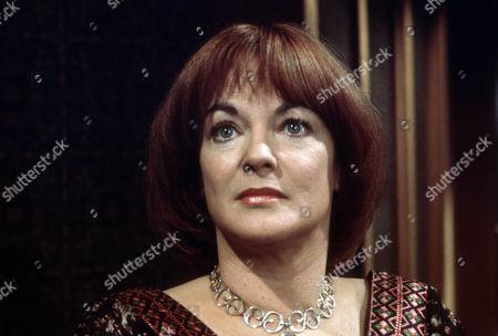 Stock Picture of Moira Redmond as Davina Droylsden