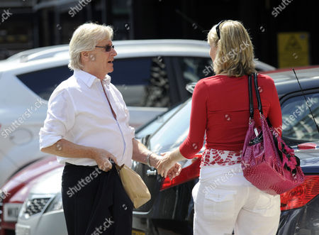 William Roache and girlfriend Emma Jesson