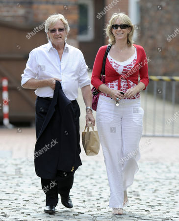 Editorial image of Bill Roache and Emma Jesson, Granada Studios, Manchester, Britain - 26 Jul 2011