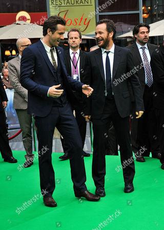 Ryan Reynolds and Peter Sarsgaard