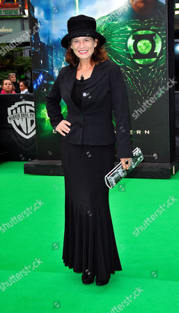 Editorial image of 'Green Lantern' film premiere, Berlin, Germany - 25 Jul 2011