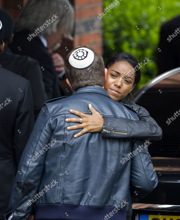 Editorial photo of Funeral of Amy Winehouse, London, Britain - 26 Jul 2011