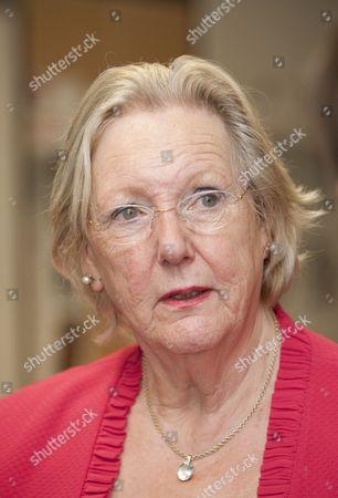 Editorial photo of Baroness Hanham CBE, Britain - 2011