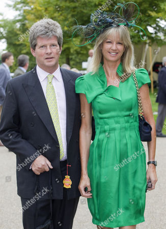 Guy Sangster and wife
