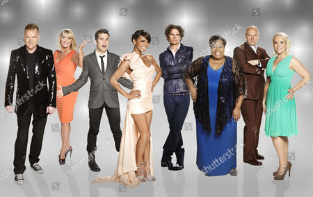 Editorial photo of 'Popstar to Operastar' TV Programme. - 2011