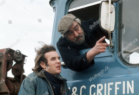 Joseph Blatchley as Peter and Ivan Beavis as the driver