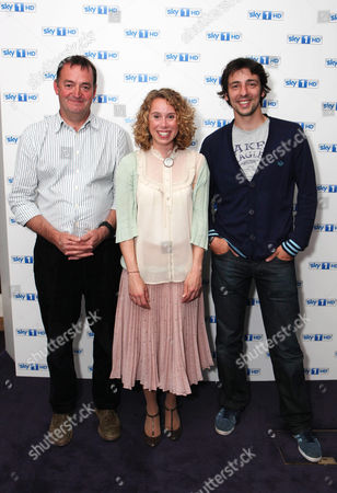 Craig Cash, Michelle Terry and Ralf Little