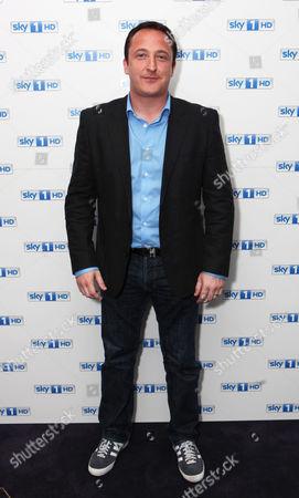 Editorial photo of Sky 1 Autumn Comedy Launch, London, Britain - 26 Jul 2011