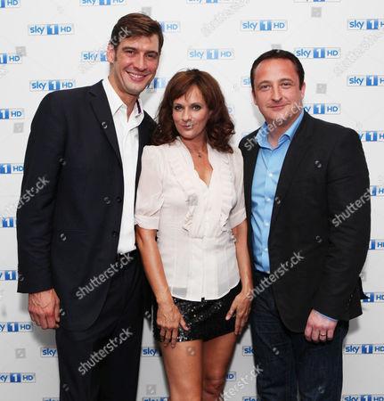 Editorial picture of Sky 1 Autumn Comedy Launch, London, Britain - 26 Jul 2011