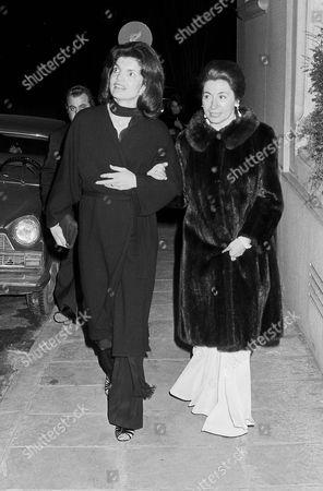 Editorial photo of Various Jackie Onassis - 1978