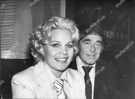 Carroll Baker And Stuart Whitman Are Seen At The Opening Of 'madison' On Camden Lock.