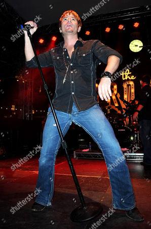 Stock Image of Cody Collins of Lonestar