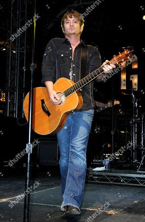 Stock Photo of Cody Collins of Lonestar