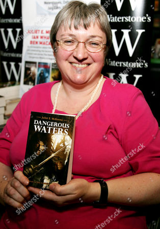 Editorial image of An evening of fantasy at Waterstones, Oxford, Britain - 28 Jul 2011