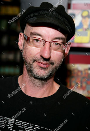 Editorial picture of An evening of fantasy at Waterstones, Oxford, Britain - 28 Jul 2011