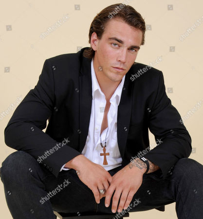 Editorial image of Clark James Gable Photoshoot, Los Angeles, America - 05 Jul 2011