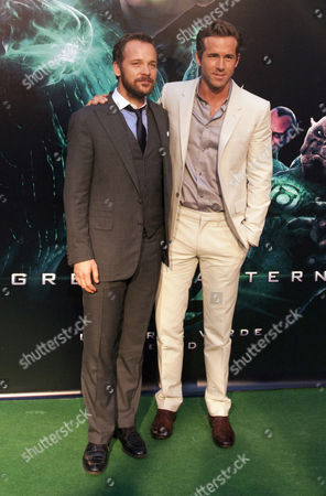 Peter Sarsgaard and Ryan Reynolds