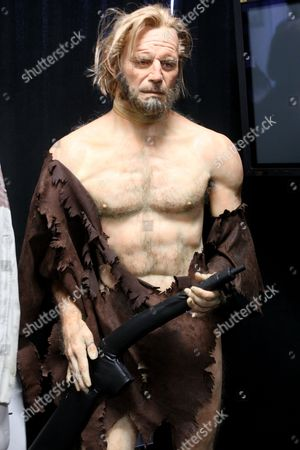 Life size figure of Charlton Heston as Captain George Taylor from 'Planet of the Apes' (1968). Estimate: $2,300.00 - $2,600.00