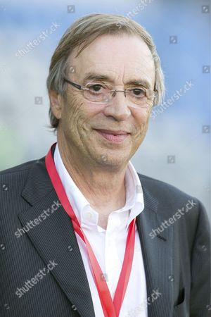 Stock Image of President of Lille OSC Michel Seydoux