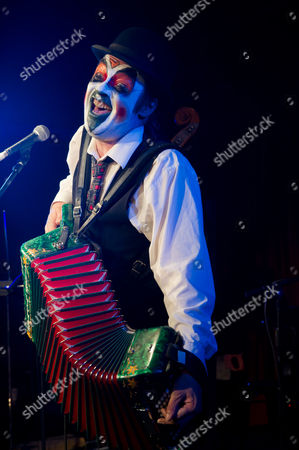 The Tiger Lillies in 'Soho Songs' at the Soho Theatre, London - Martyn Jacques