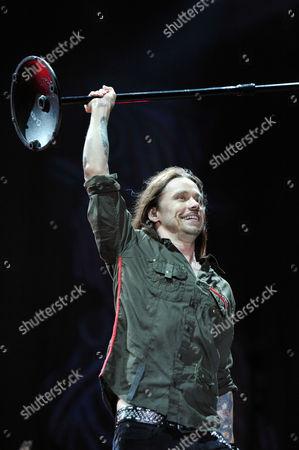 Editorial image of Slash in concert, Rome Italy - 29 Jul 2011