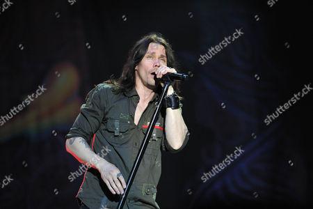 Editorial photo of Slash in concert, Rome Italy - 29 Jul 2011