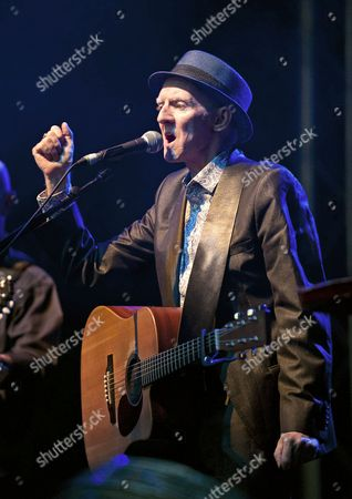 Stock Photo of The Pogues - Phil Chevron