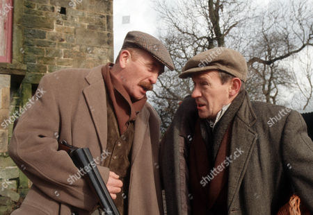 James Cosmo as Matthew Chapman and Paul Copley as Dick Radcliffe