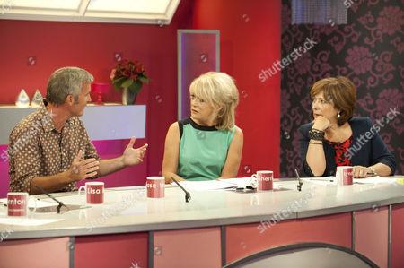 Nick Berry, Sherrie Hewson and Lynda Bellingham