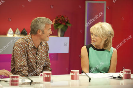 Nick Berry and Sherrie Hewson