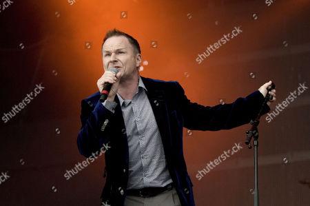 Editorial image of 80s Rewind Festival, Scone Palace, Perth, Scotland, Britain - 31 Jul 2011