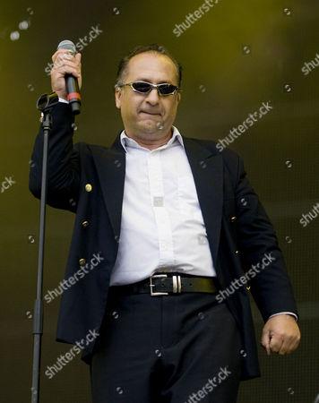 Editorial picture of 80s Rewind Festival, Scone Palace, Perth, Scotland, Britain - 31 Jul 2011