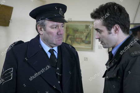 John Duttine as Sgt George Miller and Joe McFadden as PC Joe Mason.