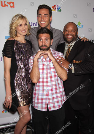Editorial photo of NBC Universal Press Tour All Star Party, Los Angeles, America - 01 Aug 2011