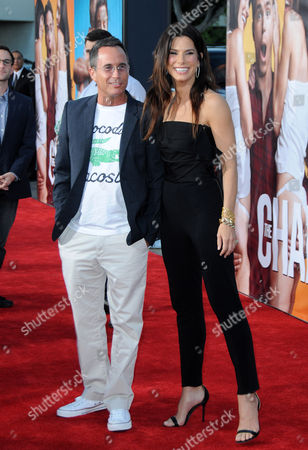 Editorial photo of 'The Change Up' Film Premiere, Los Angeles, America - 01 Aug 2011