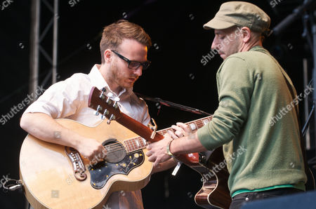 Turin Brakes - Olly Knights and Gale Paridjanian