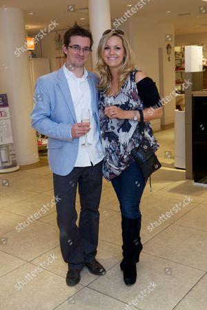 Neil Madden and Jo Joyner