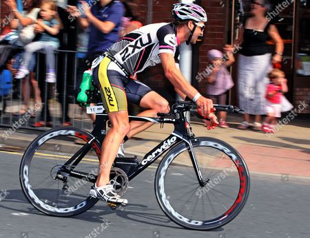 Editorial photo of Ironman UK, Bolton, Britain - 31 Jul 2011