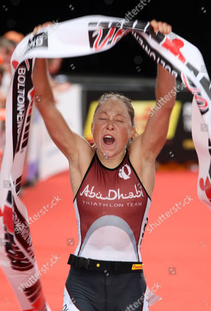 Editorial image of Ironman UK, Bolton, Britain - 31 Jul 2011
