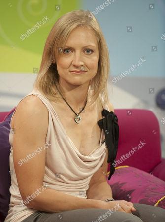 Editorial image of 'Lorraine Live' TV Programme, London, Britain. - 04 Aug 2011