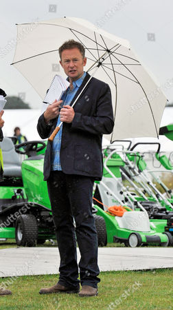 Bbc Gardeners World Presenter Toby Buckland. 2010 Royal Horticulutral Society Show At Tatton Park Knutsford Cheshire.