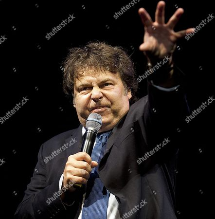 Rich Fulcher at the Edinburgh Fringe Festival