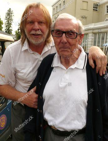 Rick Wakeman and Eric Sykes