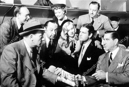 VERONICA LAKE IN THE FILM 'SULLIVANS TRAVELS' 1951