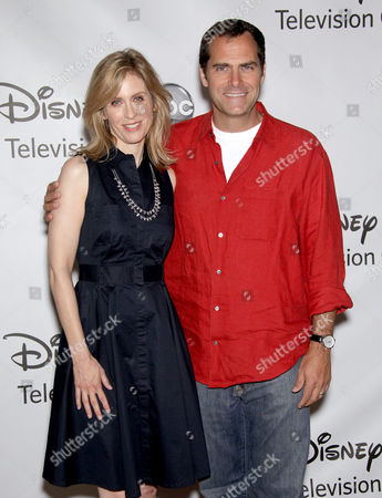 Helen Slater & Andy Buckley
