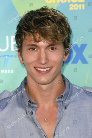 Editorial image of 2011 Teen Choice Awards, Los Angeles, America - 07 Aug 2011